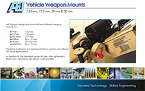 Vehicle Weapon Mounts