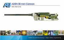 ADEN 30mm Aircraft Gun