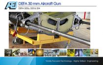 DEFA 30mm Aircraft Gun
