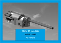 ADEN 30 mm Aircraft Weapon Deactivated