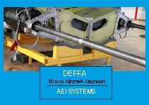 DEFA 30mm Aircraft Cannon