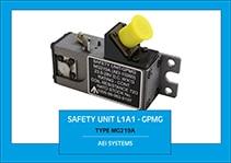 Safety Unit – TYPE MG219A